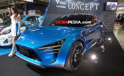 ViRA, Nama Mobil Terbaru Ala TOYOTA Siap MeLuncur