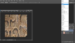 Tutorial Adobe Photoshop Efek Ular