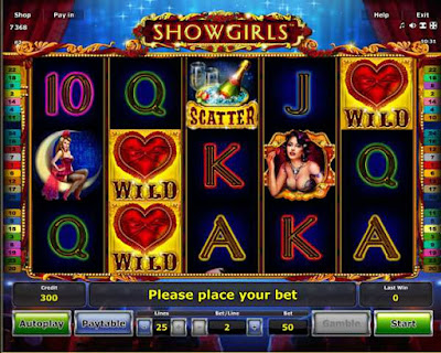 play showgirls free online slot