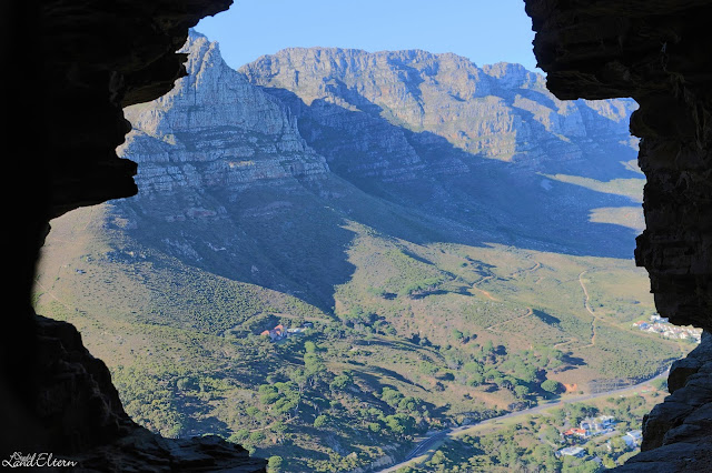 South Africa - Cape Town - Lions Head - Wallys Cave