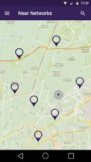 Near Wi-Fi Networks