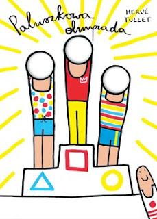 Herve Tullet i jego książki dla maluchów