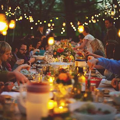 Outdoor Home Party Ideas 9