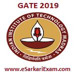 GATE 2019 Exam Result