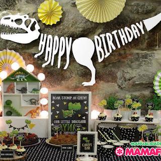 ¡Increíbles Ideas para Fiesta de Dinosaurio!