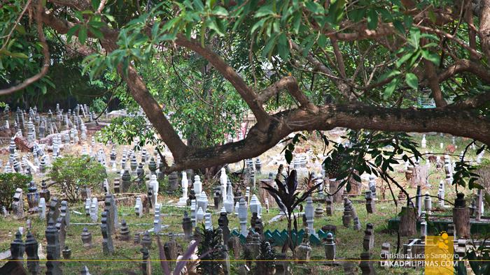 Muslim Cemetery Melaka