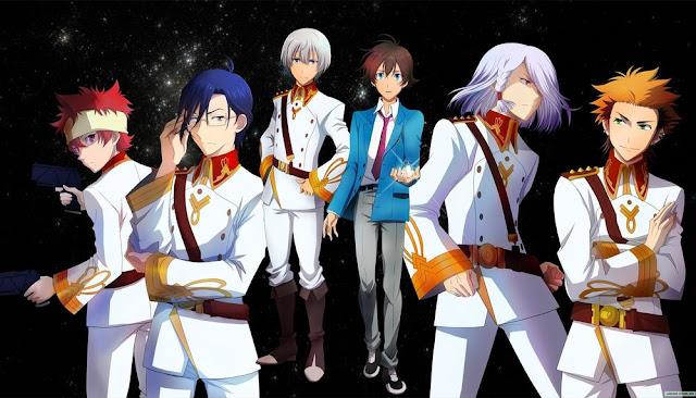 Download Anime Kakumeiki Valvrave Season 2 (Episode 1-12) Subtitle Indonesia