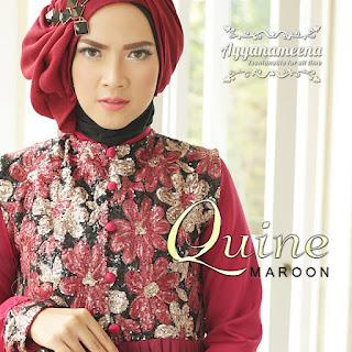 Ayyanameena Quine - Maroon