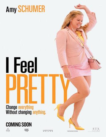 I Feel Pretty (2018) English 720p WEB-DL