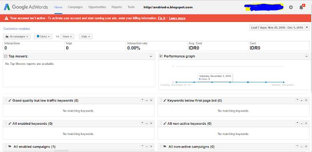 google-adword-dashboard