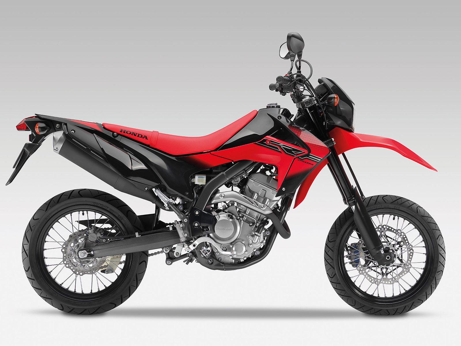 2014 Honda CRF250M insurance informations  Gambar Motor