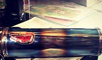 Knalpot R9 Racing Generation Vixion Bogor