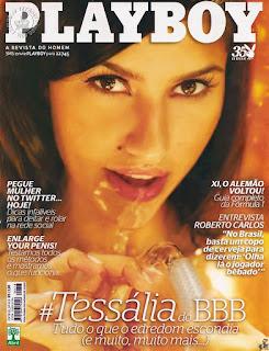 Tessália Sirighelli [BBB10] pelada