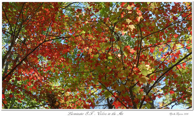 Leominster S.F. : Colors in the Air