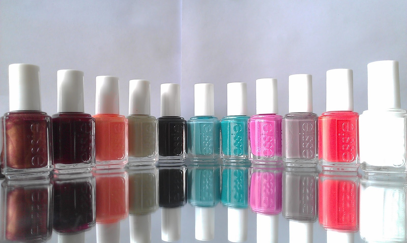 The Beauty Diyer My Essie Nail Polish Collection