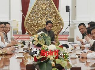 Presiden Jokowi, Jamin Proses Hukum Kasus Basuki Dilakukan Tegas,Cepat dan Transparan