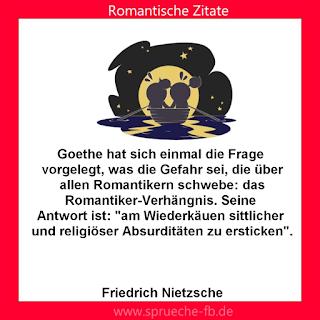Romantische Zitate