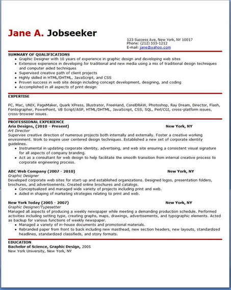 Resume Example Google Docs Resume Templates Google Resume Graphic