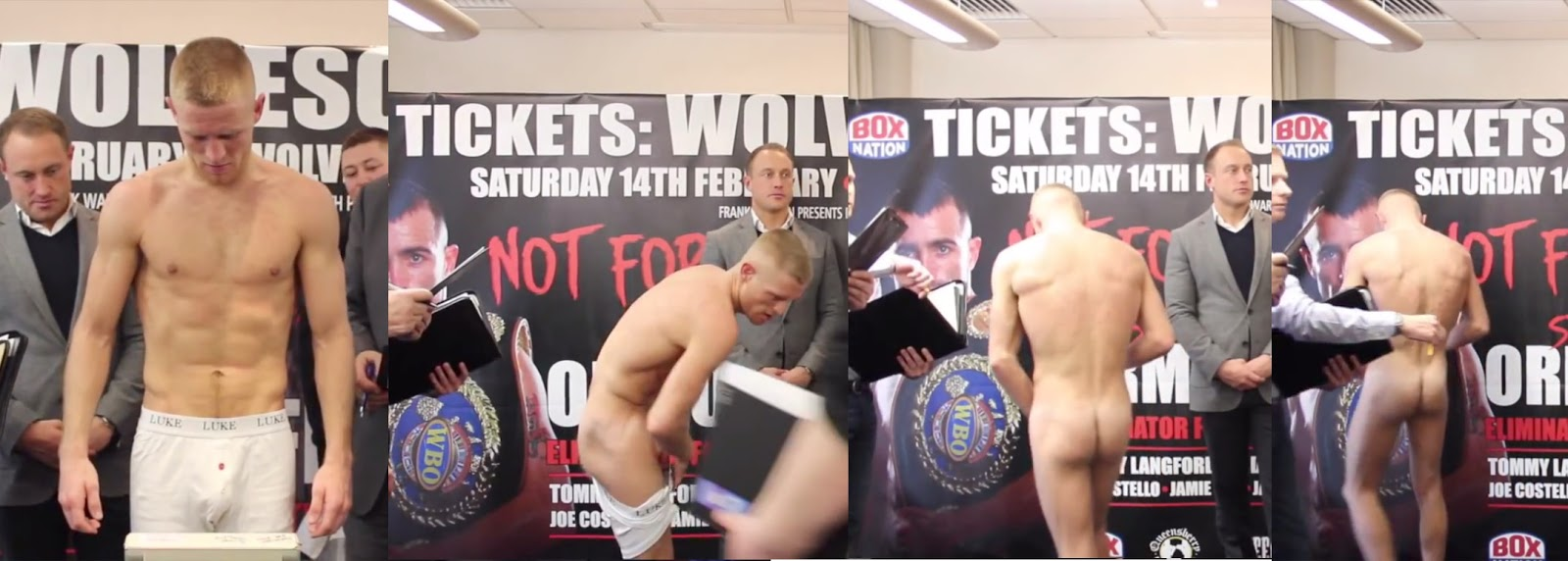 Naked Weigh In Video 19
