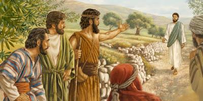 Resultado de imagem para Jesus viu Natanael que vinha para ele e comentou: