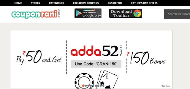 CouponRani online shopping coupons