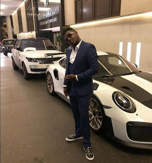 CDQ Buys Himself A Ford Mustang