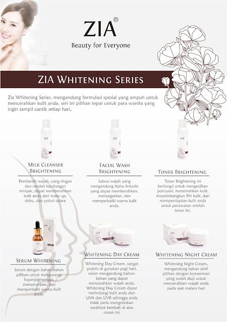 zia whitening