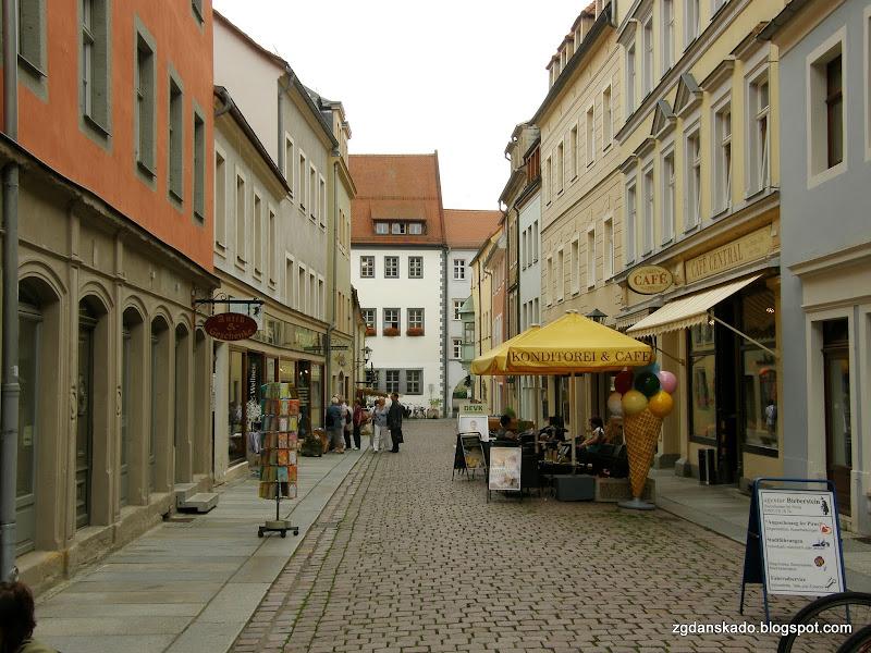 Pirna - Saska Szwajcaria