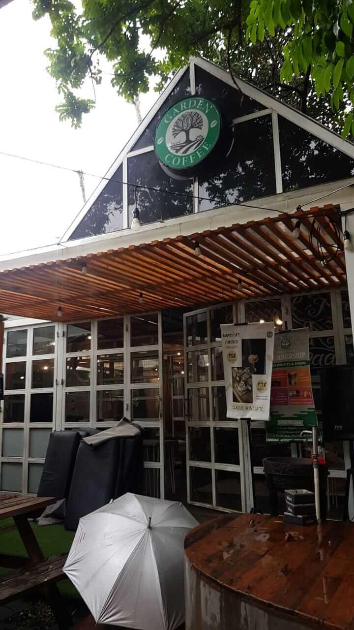Garden Coffee Bandung
