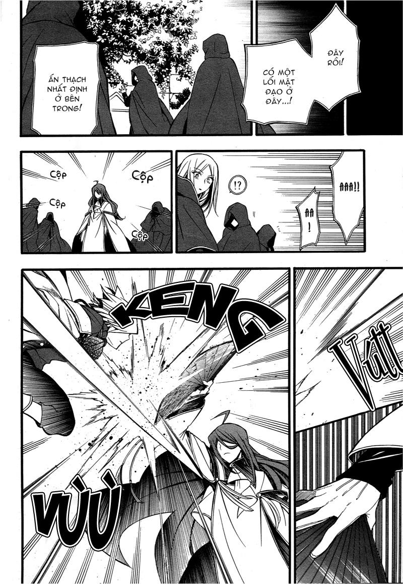 Pandora Hearts chương 065 - retrace: lxv collapse trang 32