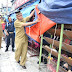 Bertandang ke Pasar Raya, Walikota Tertibkan Pedagang
