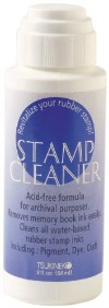 Tsukineko STAMP CLEANER