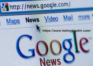 Cara mendaftarkan blog keGoogle News