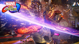 Marvel vs Capcom Infinite Android Wallpaper