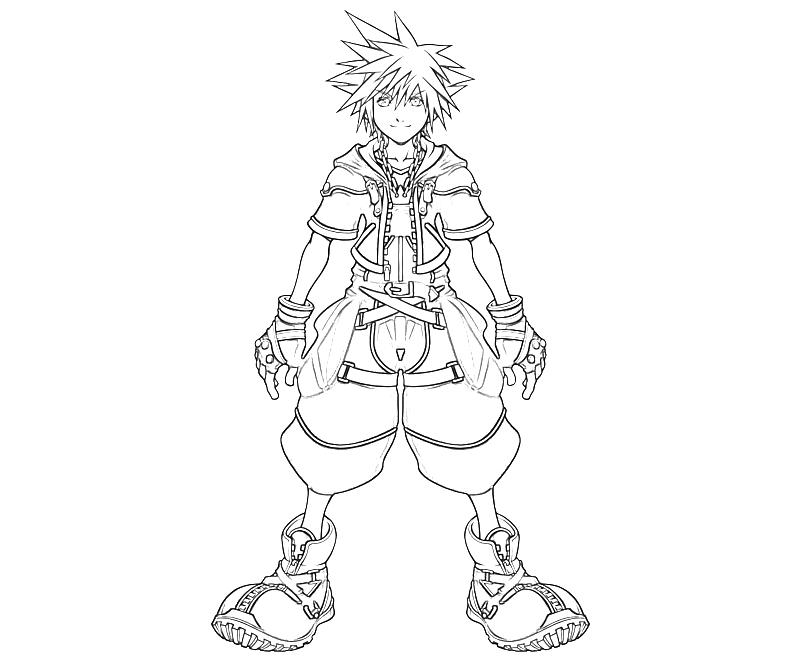 sora coloring pages - photo#3