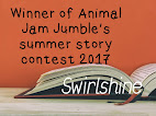 Winner of the AJJ's 2017 Summer Story Contest!