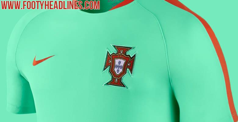 Set to be released together with the all-new Portugal Euro 2016 Home Kit in  March 2016 0aa9ed07bbdc3