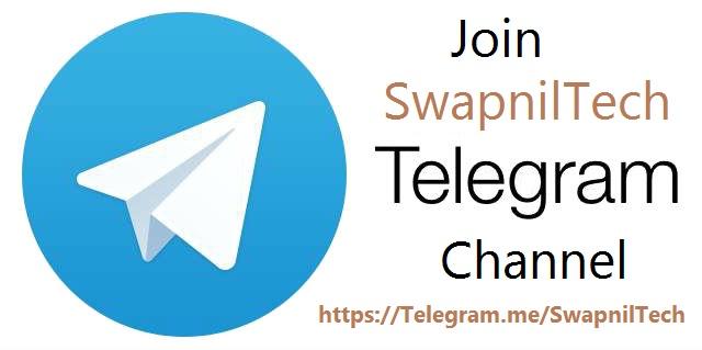 Join swapniltech telegram channel swapnil tech l tech news join swapniltech telegram channel ccuart Choice Image