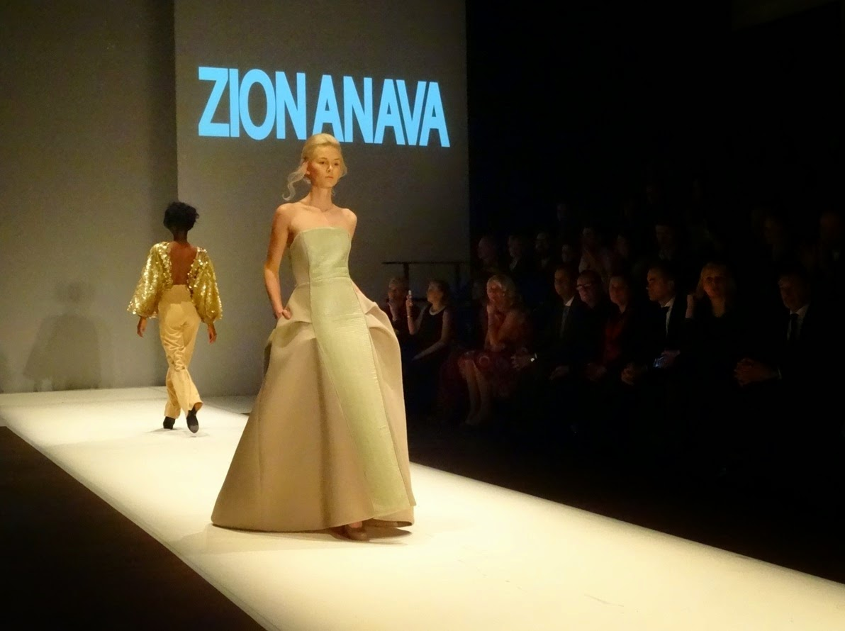 Zion Anava Berlin Fashion Week