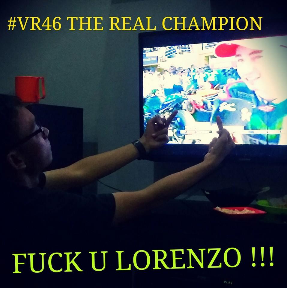 Gambar Kata Lucu Moto GP Sindiran Buat Lorenzo Dan Marquez Blog
