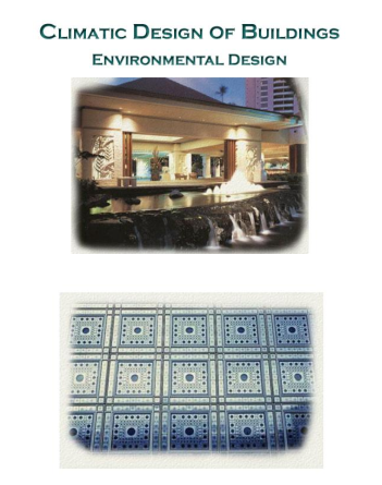climatic-design-of-buildings-environmental-design