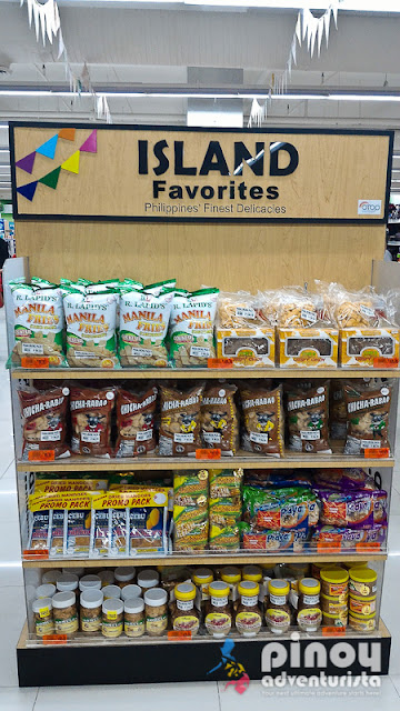 Island Favorites at Robinsons Supermarket
