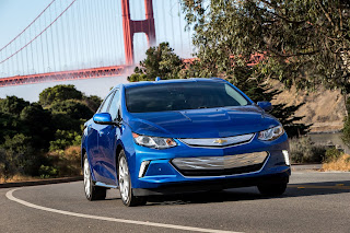 Second-generation Volt offers surge in driving pleasure