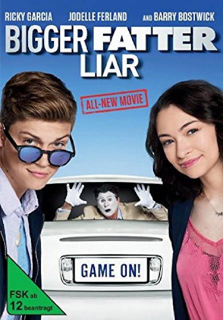 Bigger Fatter Liar (2017) ταινιες online seires oipeirates greek subs