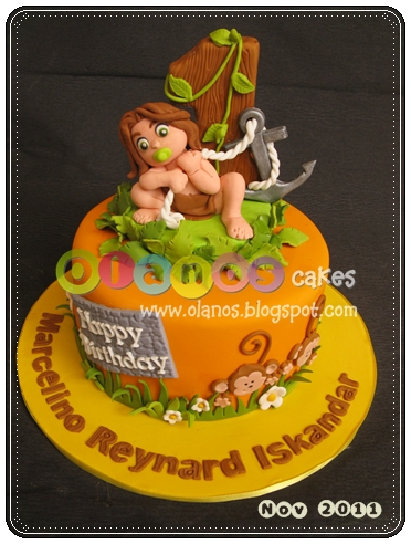 Alvin Cake Toppers