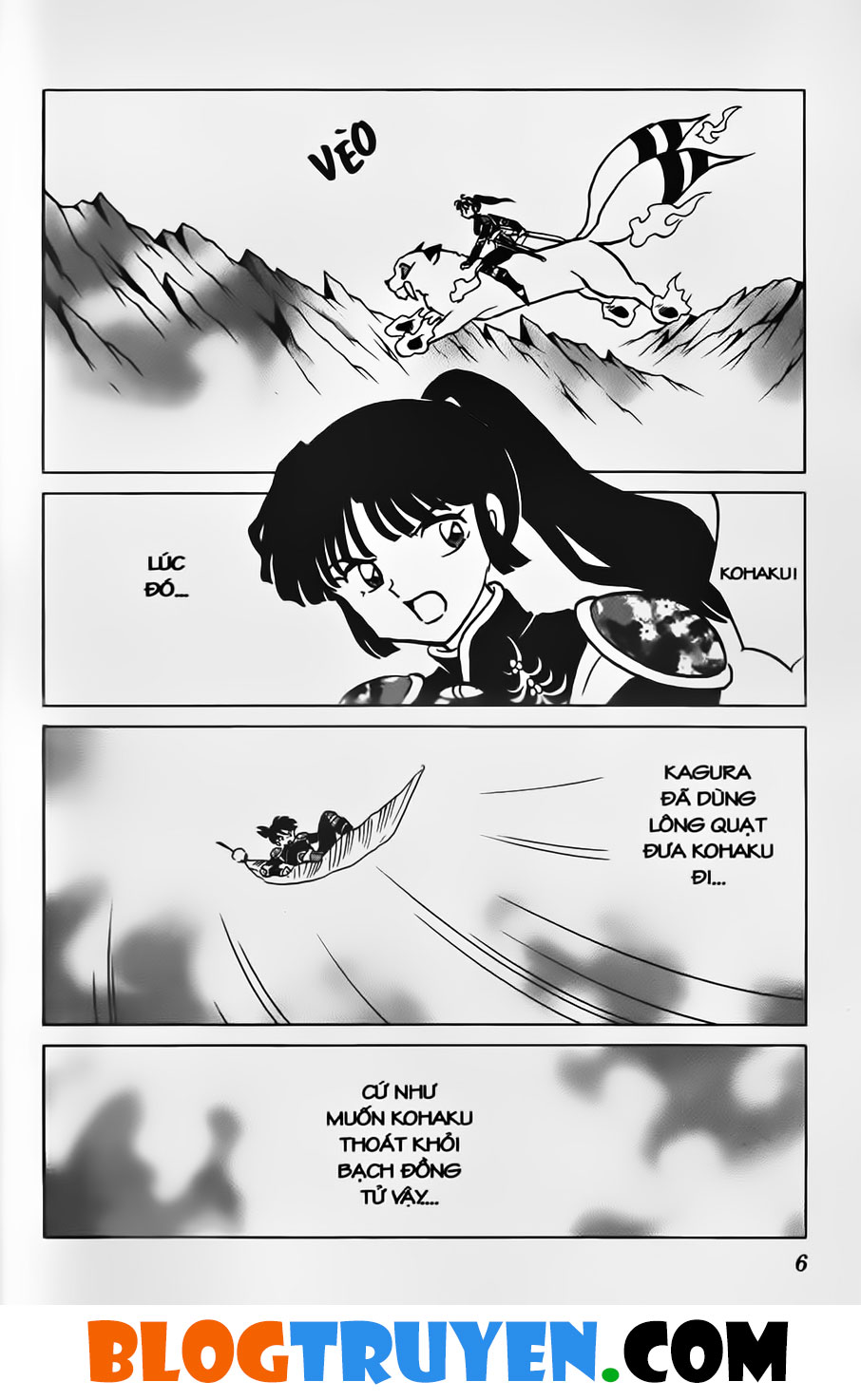 Inuyasha vol 38.1 trang 4