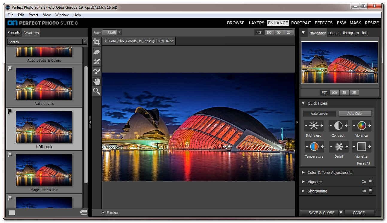 Perfect Photo Suite 7.5 Premium