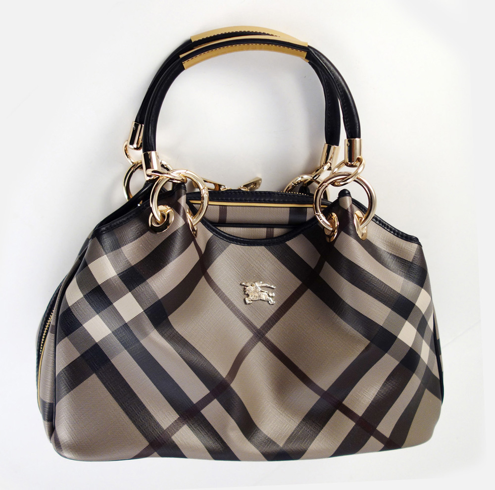 Purse Princess: Replica Burberry Bag Review