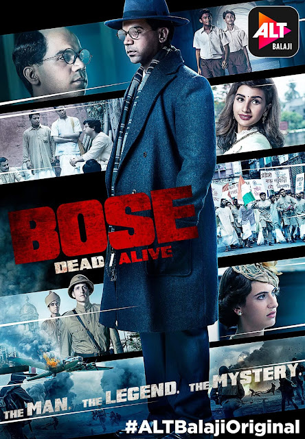 'Bose Dead/Alive' New Web Series on Alt Balaji Platform Plot Wiki,Cast,Image,YouTube