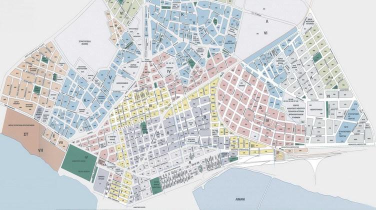 Χάρτης - Αναζήτηση διευθύνσεων
